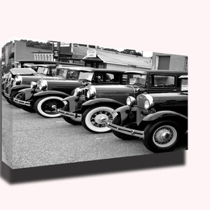 Vehicle car transportation vintage