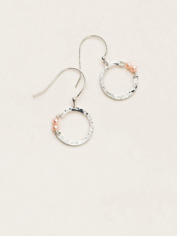 Phoebe Petite Hoop Earrings