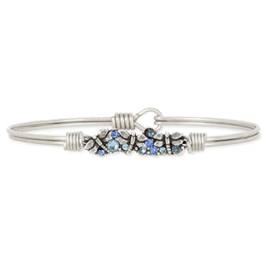 Dragonfly Medley Bangle Bracelet