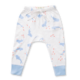 Whale Shark Pants - Sapling Organic Baby Clothes