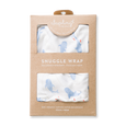 Whale Shark Snuggle Wrap - Sapling Organic Baby Clothes