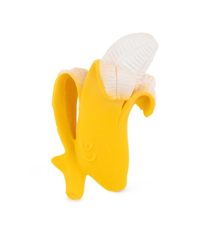 Banana Teether - Sapling Organic Baby Clothes