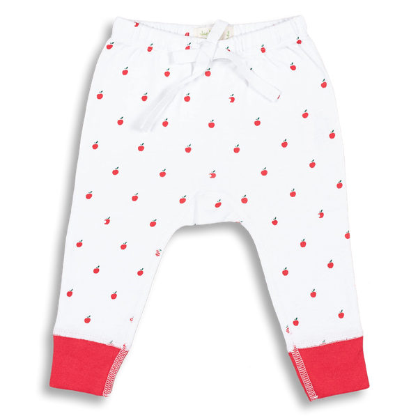 Apple Pants - Sapling Organic Baby Clothes