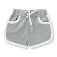 Neutral Grey Shorts - Sapling Child Canada
