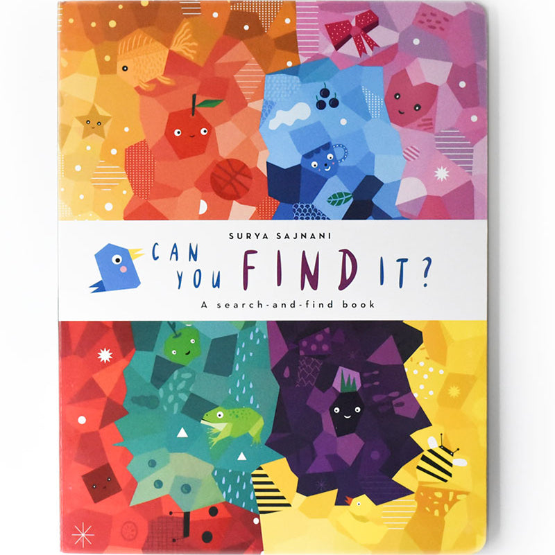 Animosaics: Can You Find It? - Sapling Organic Baby Clothes