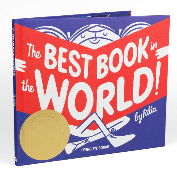 The Best book in the World - Sapling Child Canada