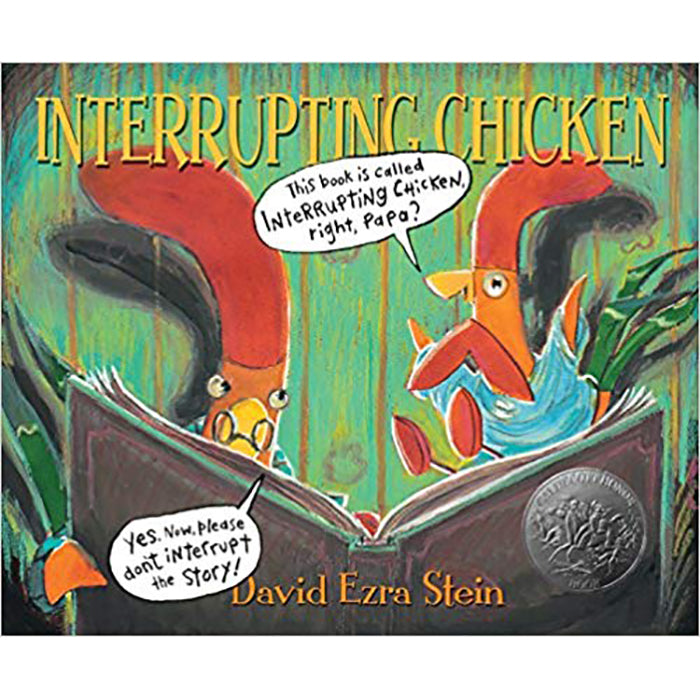 Interrupting Chicken - Sapling Organic Baby Clothes