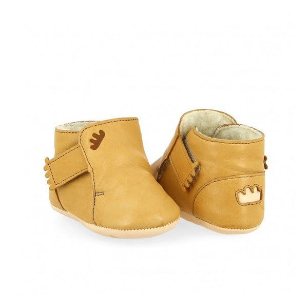 Cosymoo Ankle Boot - Sapling Organic Baby Clothes