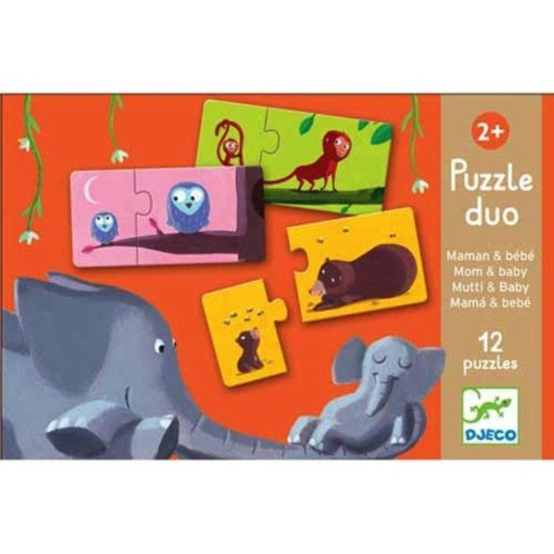 Djeco Puzzle Duo - Sapling Child Canada