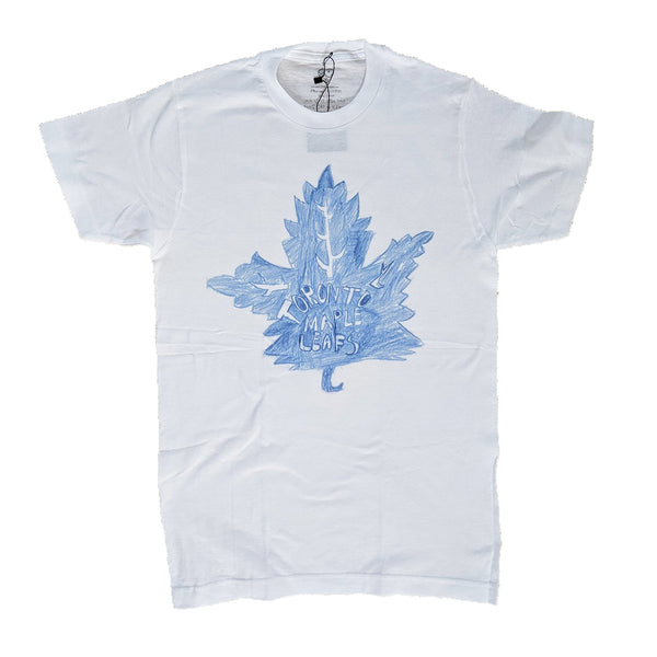 Toronto Maple Leafs Tee - Sapling Organic Baby Clothes