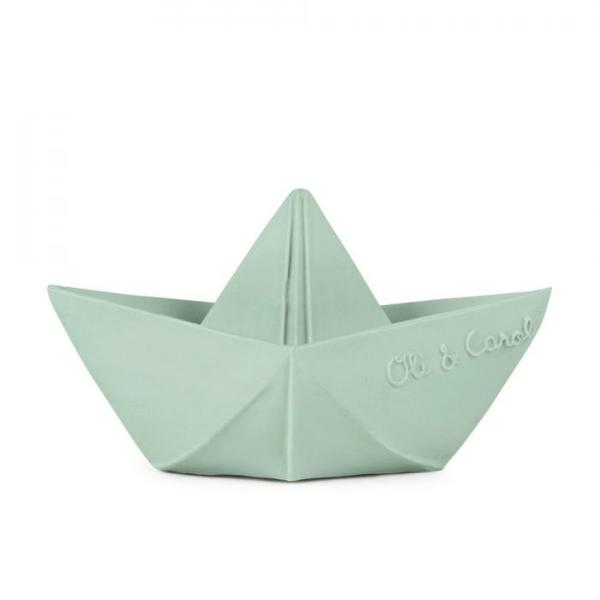 Origami Boat - Sapling Organic Baby Clothes