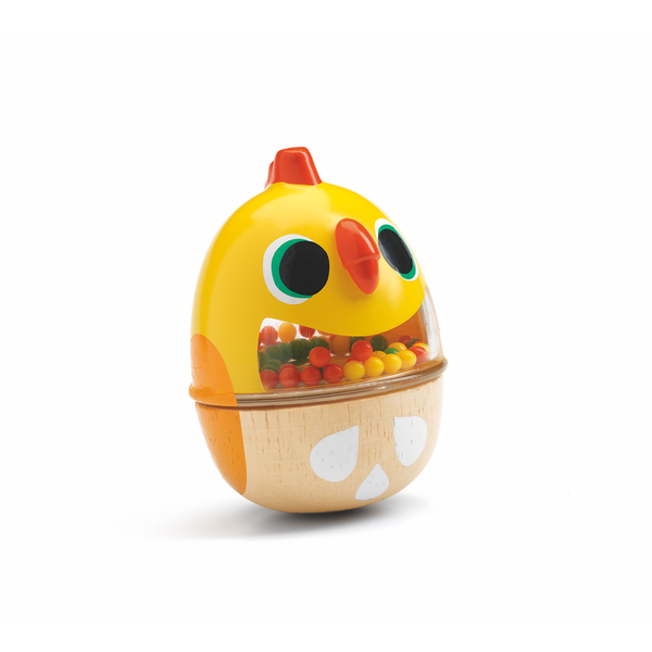 Baby Chicken Shaker - Sapling Child Canada