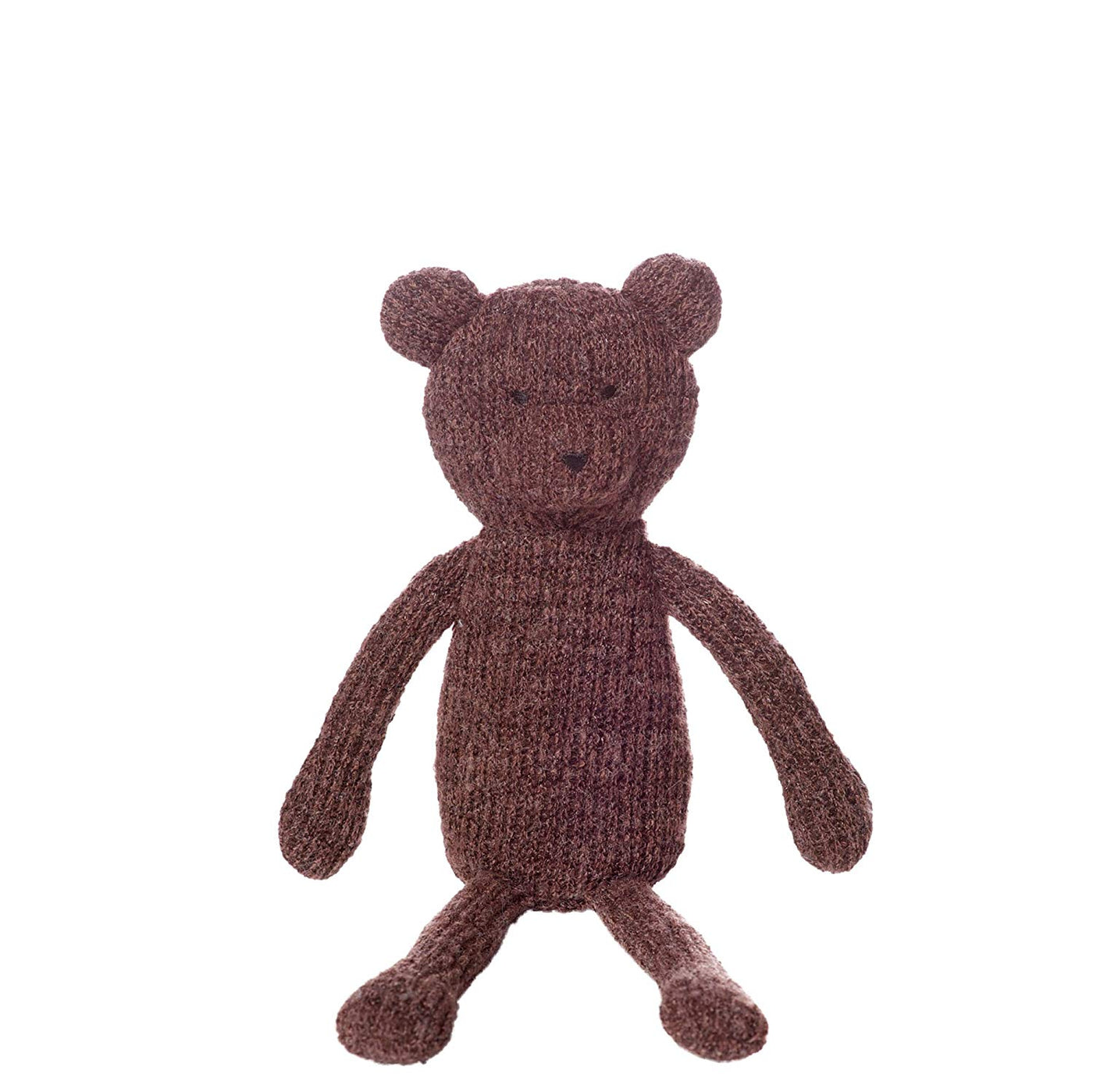 Small Knit Bear - Sapling Organic Baby Clothes