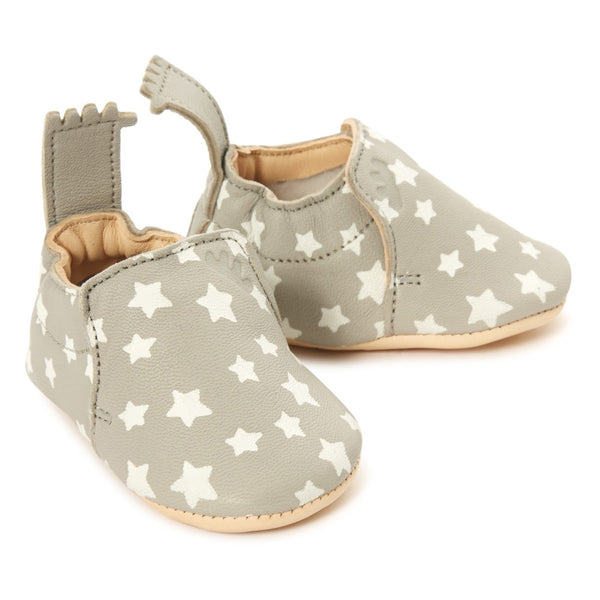 Star Mocassins - Sapling Organic Baby Clothes