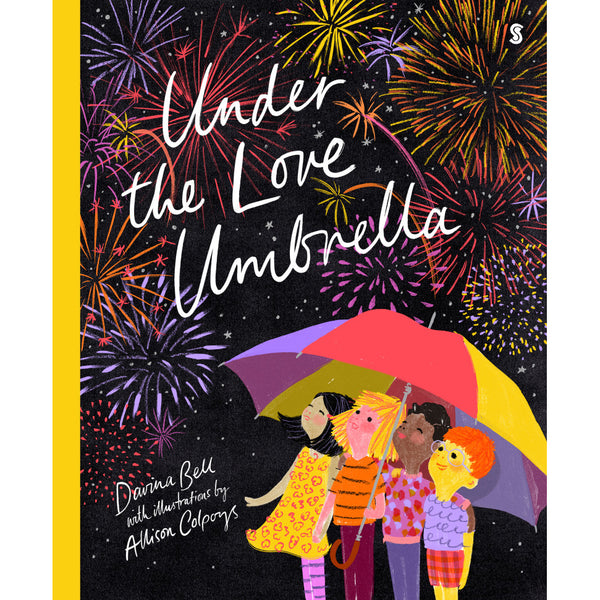 Under the Love Umbrella - Sapling Organic Baby Clothes