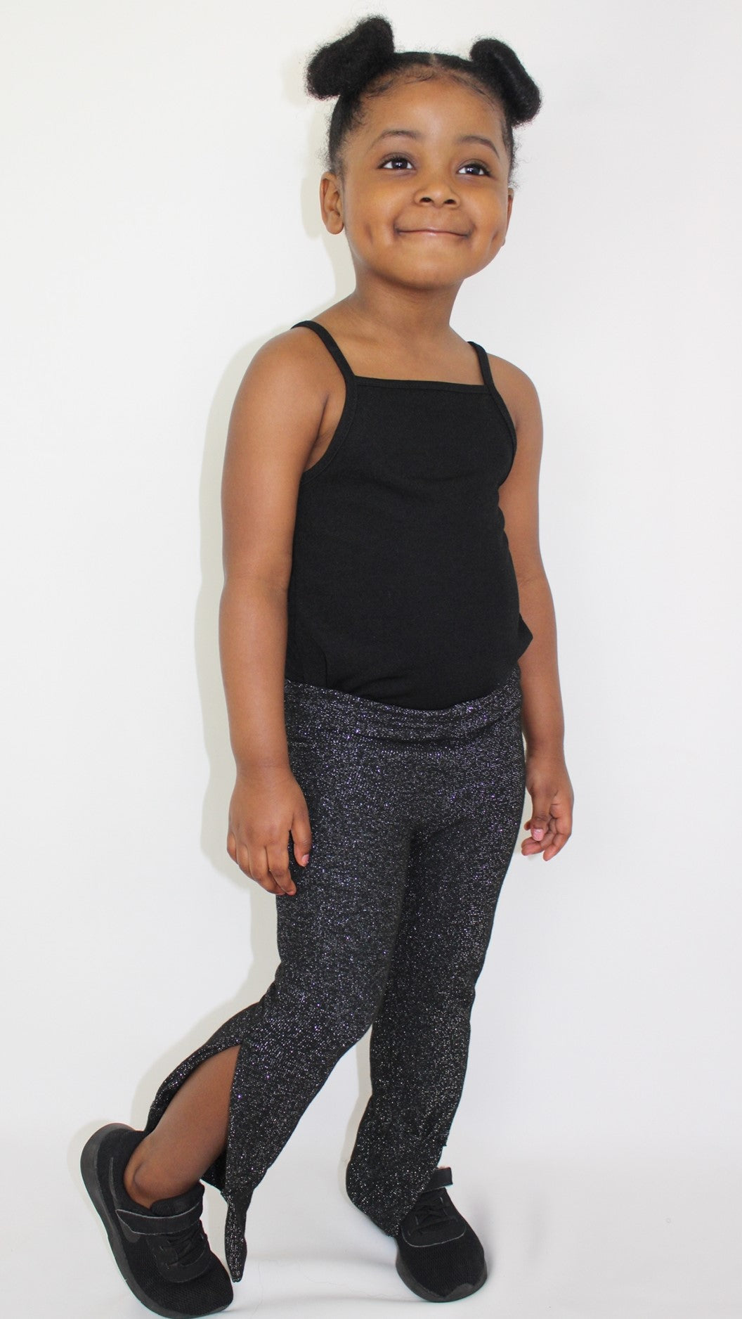 Mini Me Glitter Trousers