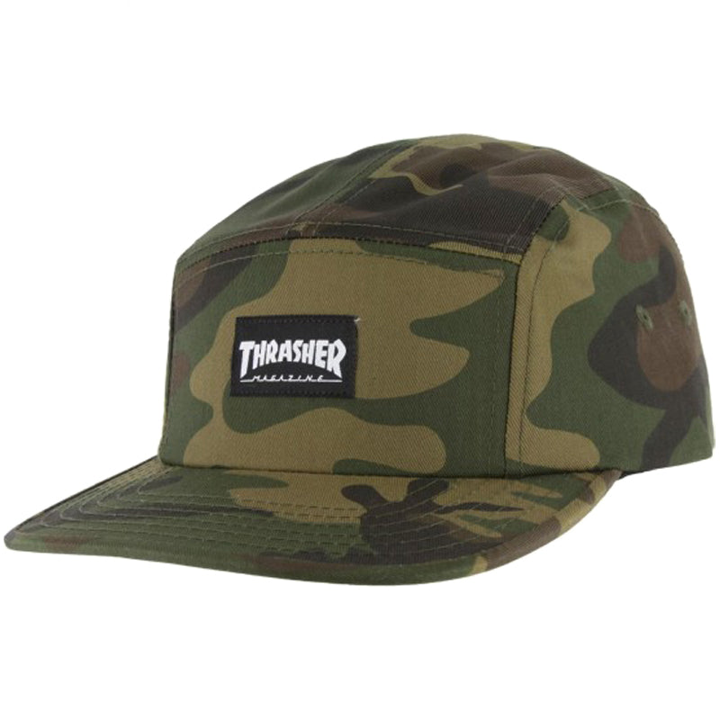 Thrasher Strap 5 Panel Hat