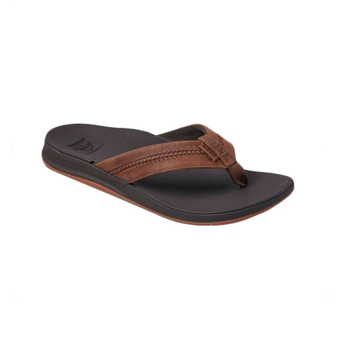 Leather ortho-Bounce Coast Sandals
