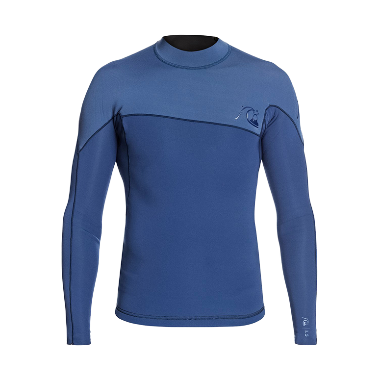 Men's Quiksilver 1.5mm Highline Limited Long Sleeve Neoprene Surf Top
