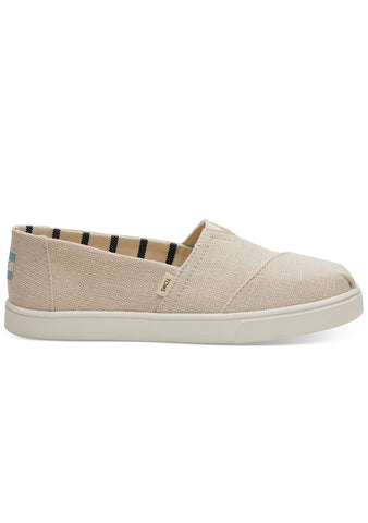 TOMS Women's Heritage Canvas Alpargatas Shoes