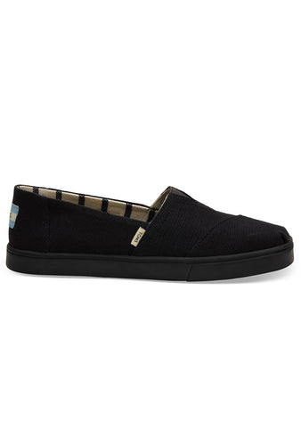 Toms Women's Heritage Canvas Cupsole Alpargatas Venice Collection Shoe
