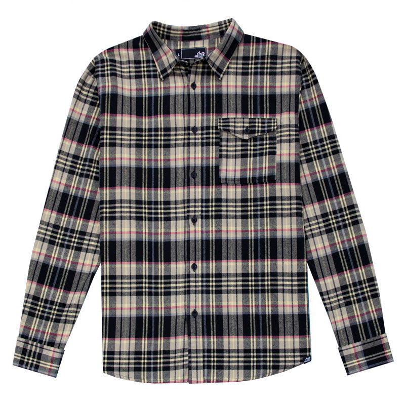 Lost Frenzy L/S Flannel FA19