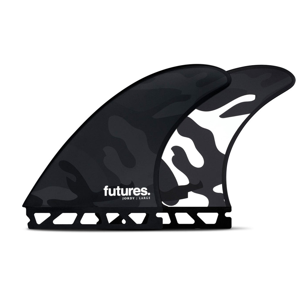 Features Jordy Smith Signature Thruster Fin Set