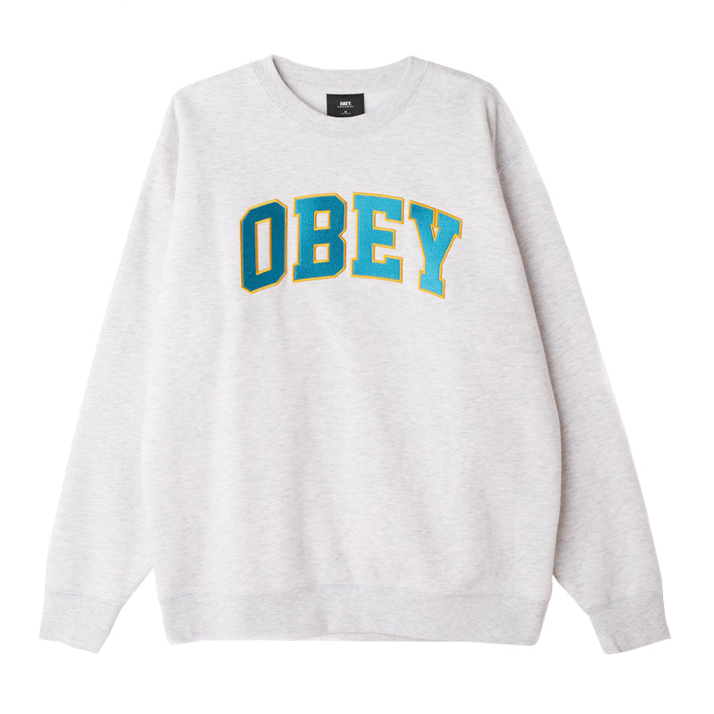 Obey Men's Sports Crew Neck FA19