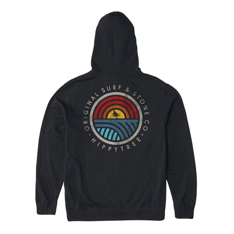 Hippy Tree Men's Community Pullover Hoodie FA19