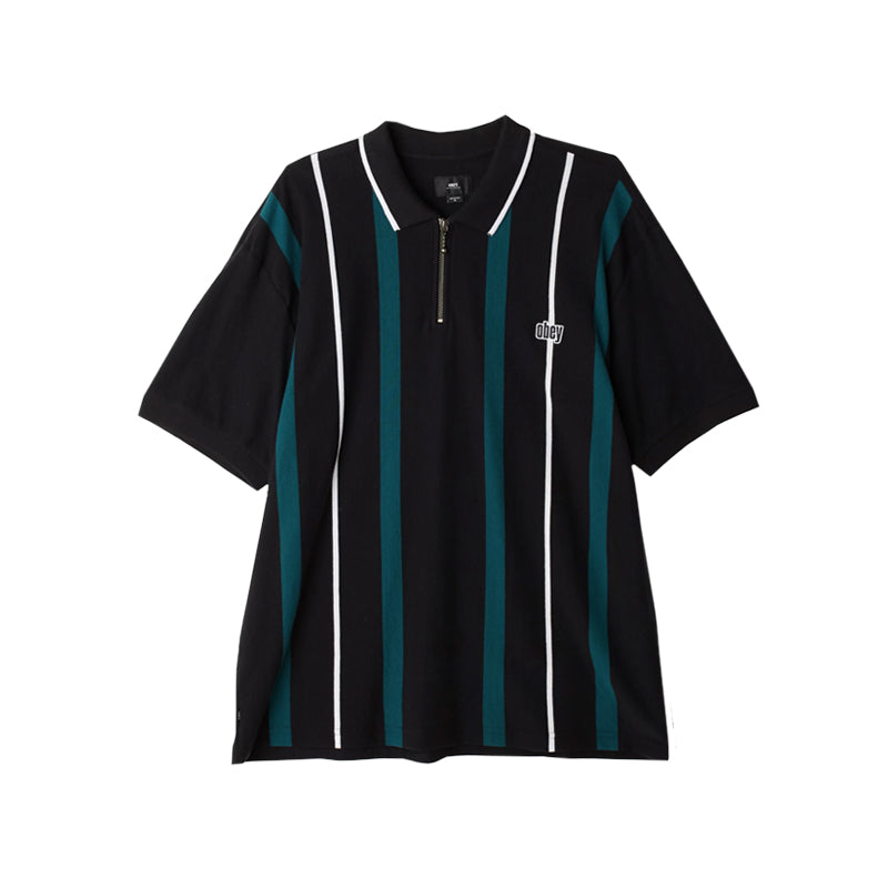 Obey Chunk Classic Short Sleeve Polo Shirt