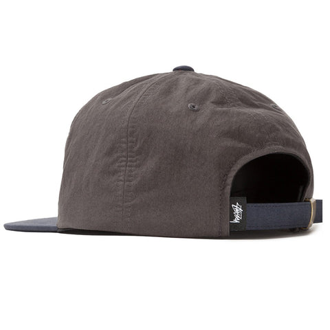 Stussy Washed 2-Tone Strapback Hat