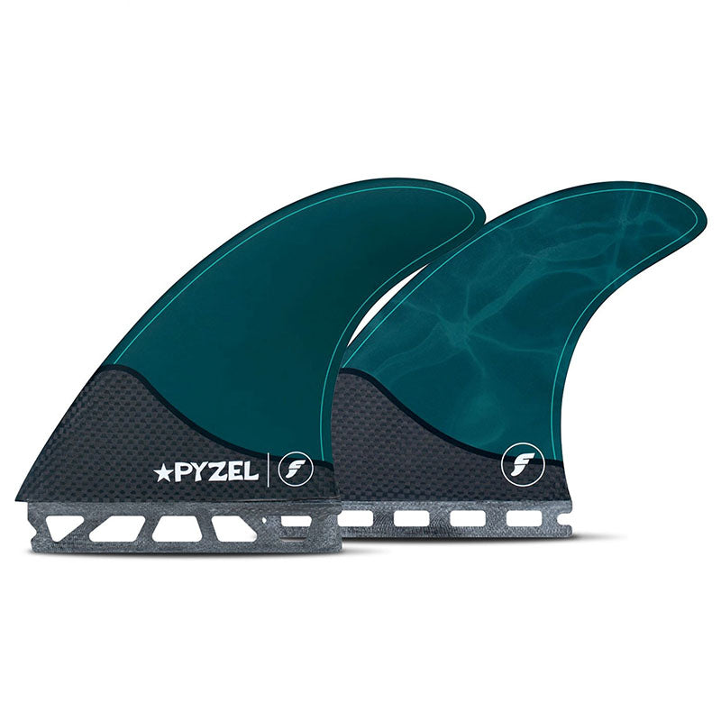Futures Pyzel Honeycomb Large 5- Fin Set
