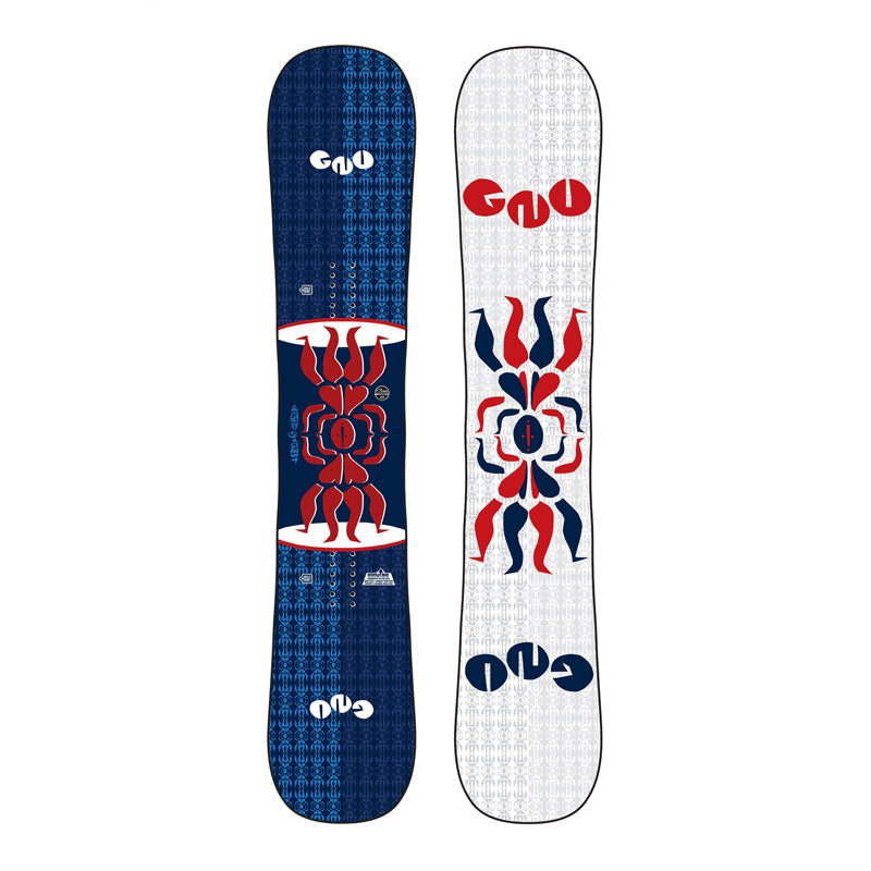 Mens Head Space Snowboard