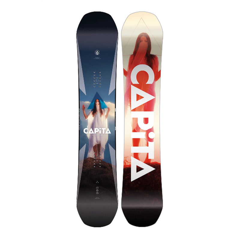 Mens Defenders of Awesome Snowboard