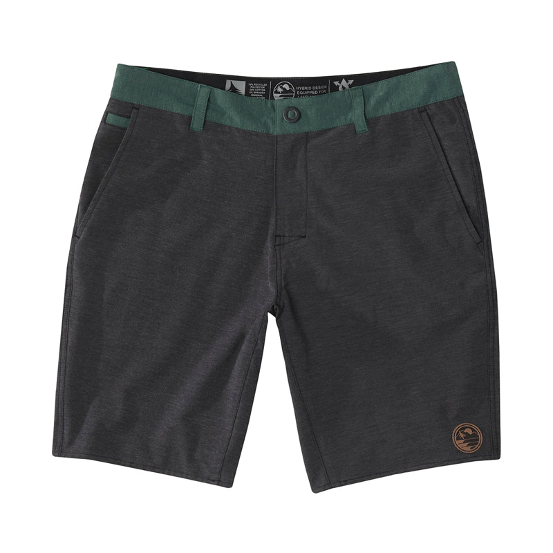 Hippy Tree Men's Basin Hybrid Shorts FA19