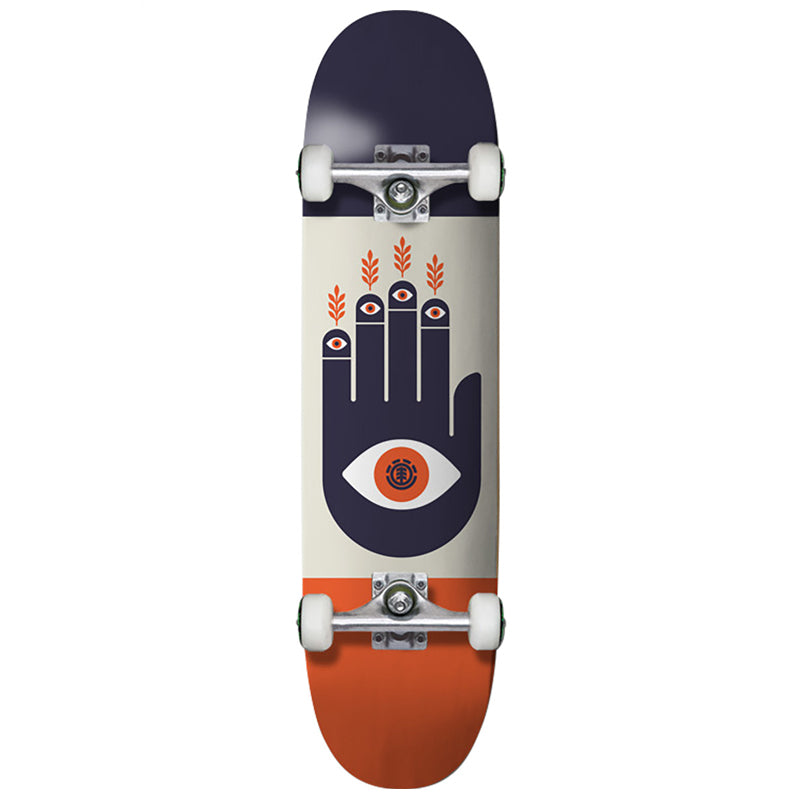 "Element Woke 7.7"" Complete Skateboard"