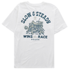 Slow and Steady S/S Tee