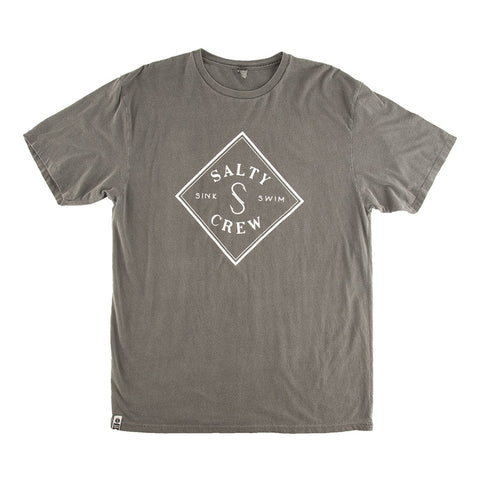 Salty Crew Men's Tippet Overdyed S/S Tee