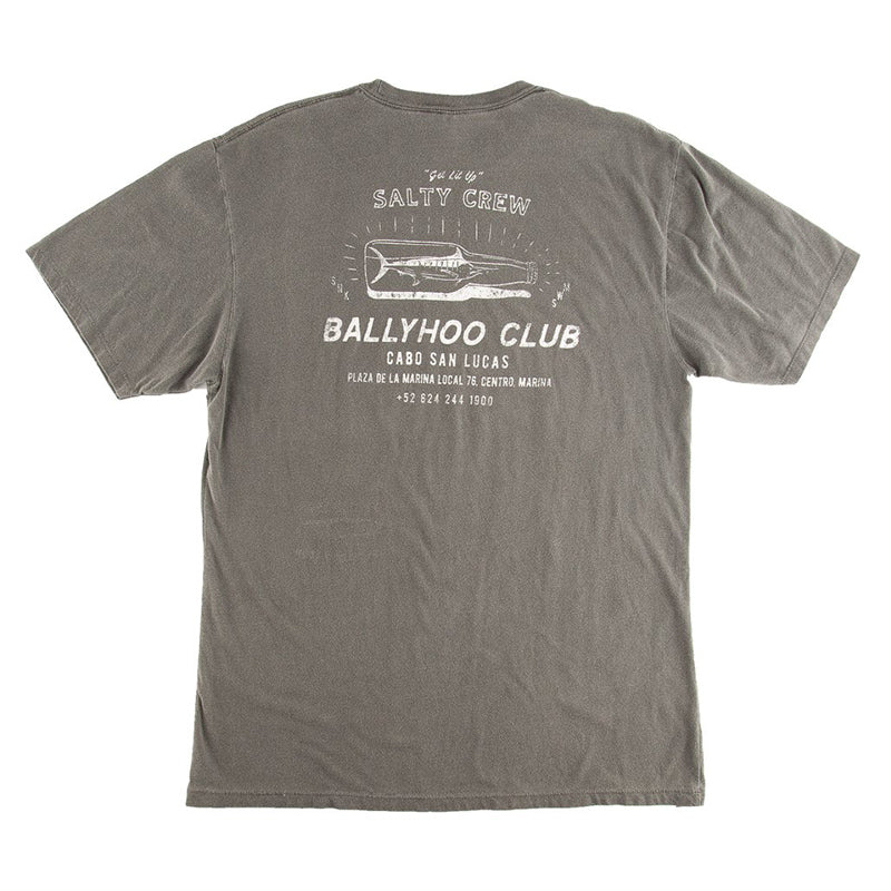 Salty Crew Men's Ballyhoo Overdyed S/S Tee
