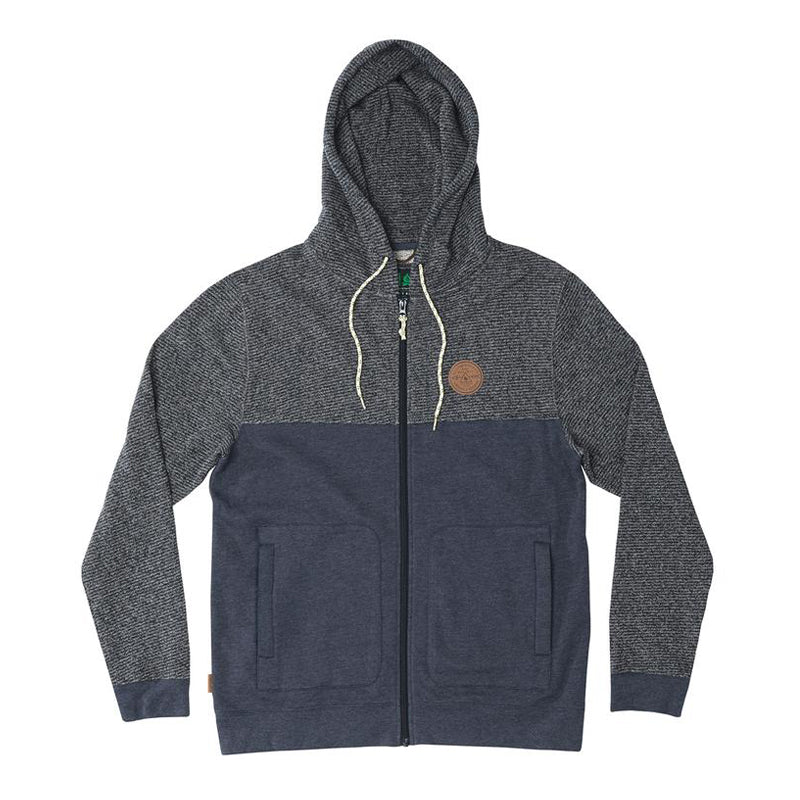 Hippy Tree Men's Lompoc Zip Up Hoodie FA19