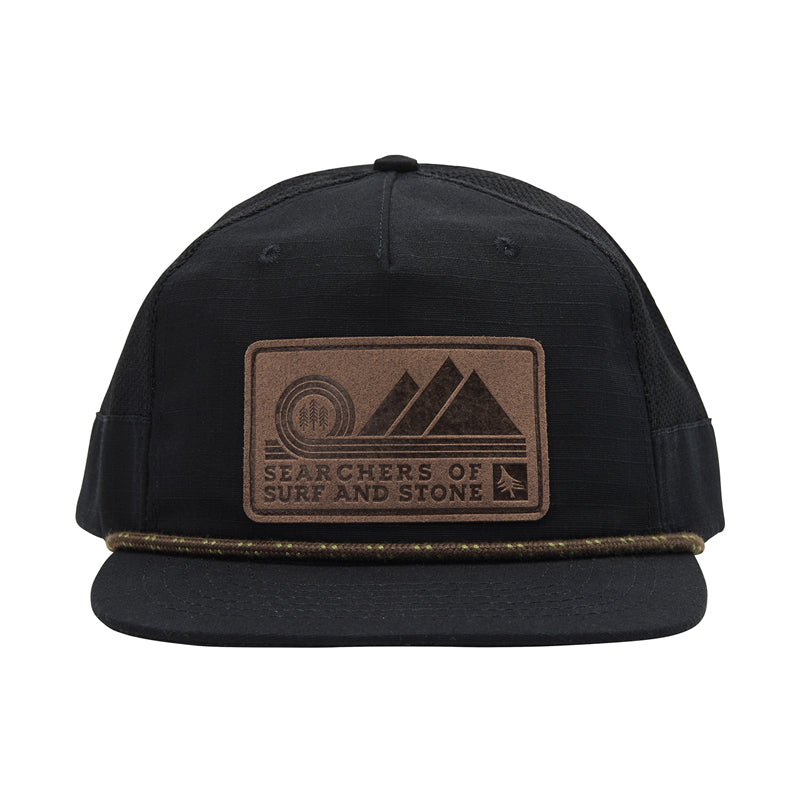 Hippy Tree Summit Snapback Hat