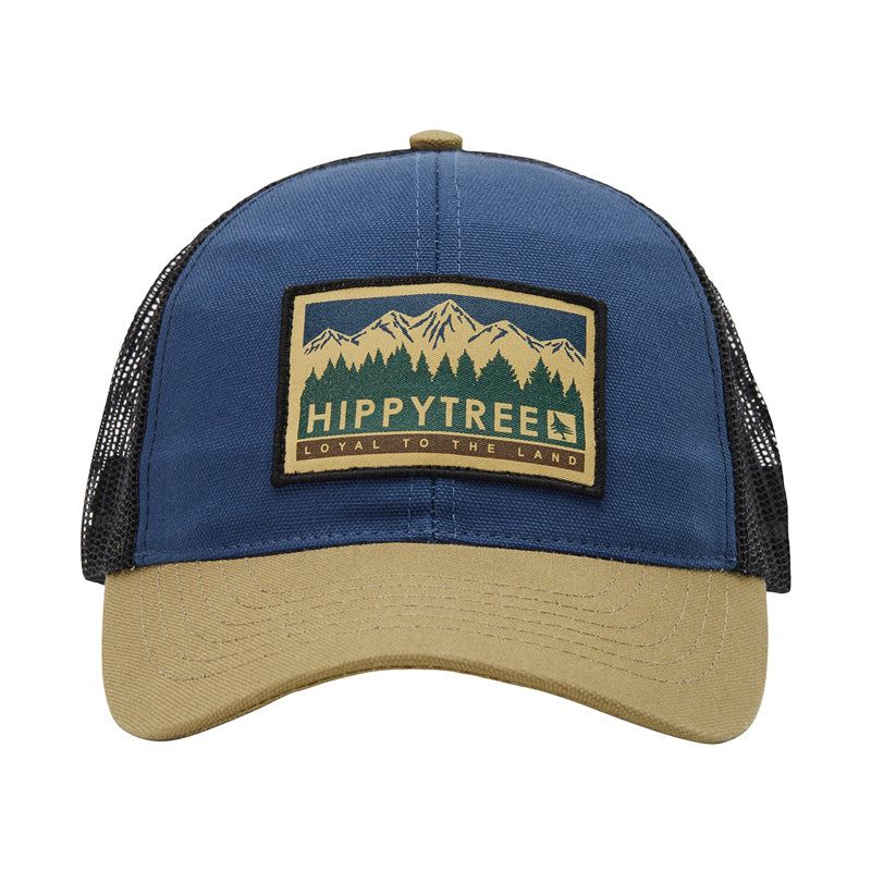 Hippy Tree Rangeview Snapback Hat