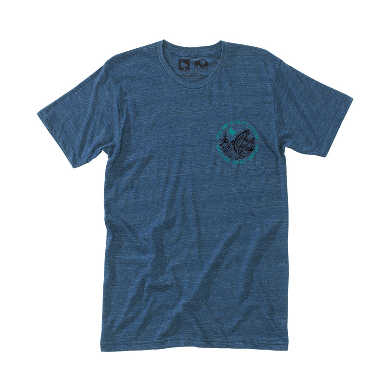 Hippy Tree Men's Freshwater S/S Tee FA19