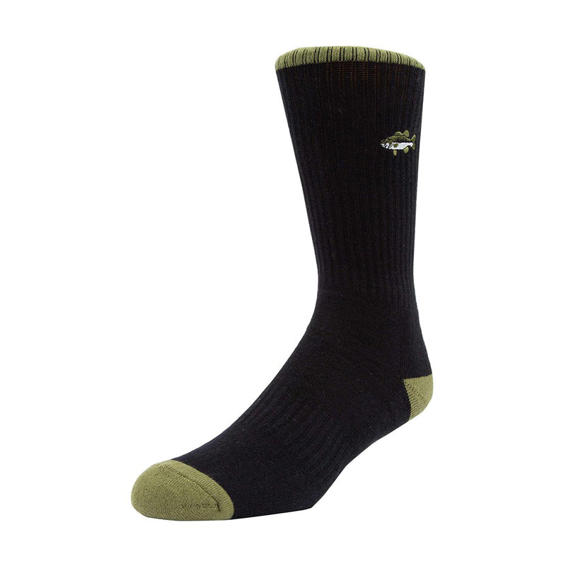 Stussy Men's Happy Fish Socks