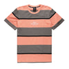 Mazon Stripe S/S Knit Tee
