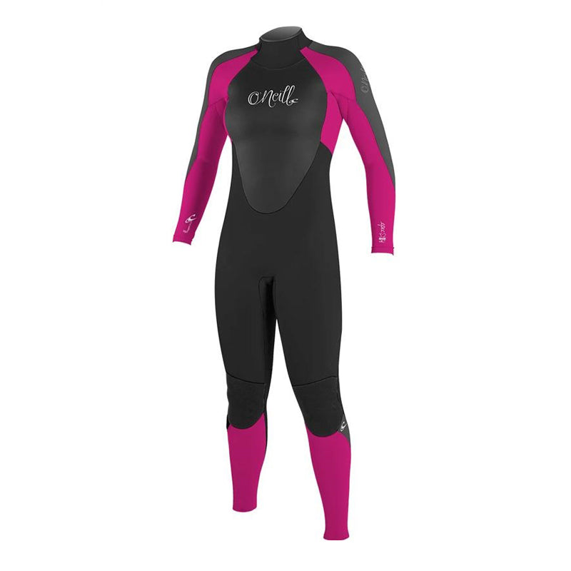 O'Neill Women's Epic 3/2mm Back Zip Fullsuit Wetsuit FA19