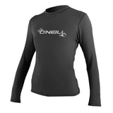 O'Neill Women's Basic Skins Long Sleeve Surfing Rashguard FA19