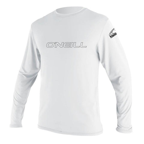 O'Neill Youth Basic Skins UPF 50+ L/S Sun Shirt FA19