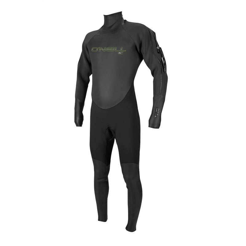 O'Neill Mens Fluid 3mm Neoprene Drysuit SP20
