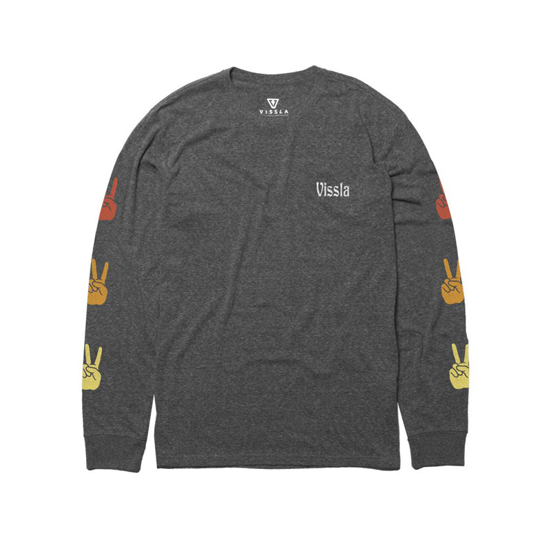 Vissla Boys Hand Made Stoke Long Sleeve T-Shirt